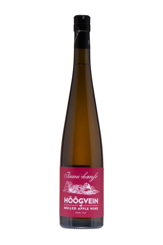 Jaanihanso Mulled Apple Wine