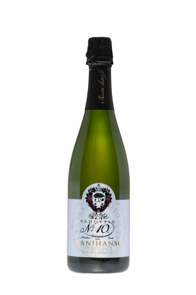 Jaanihanso No10 Brut Méthode Traditionnelle