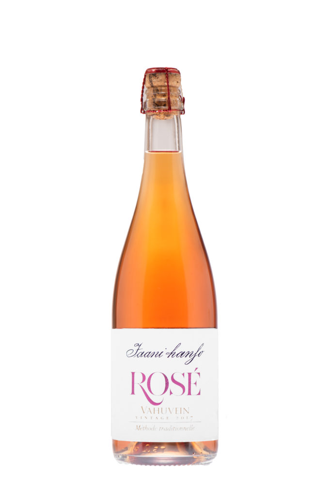 Jaanihanso Rosé Méthode Traditionnelle
