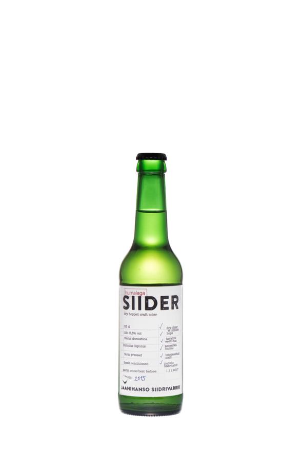 Jaanihanso Hopped Medium Cider