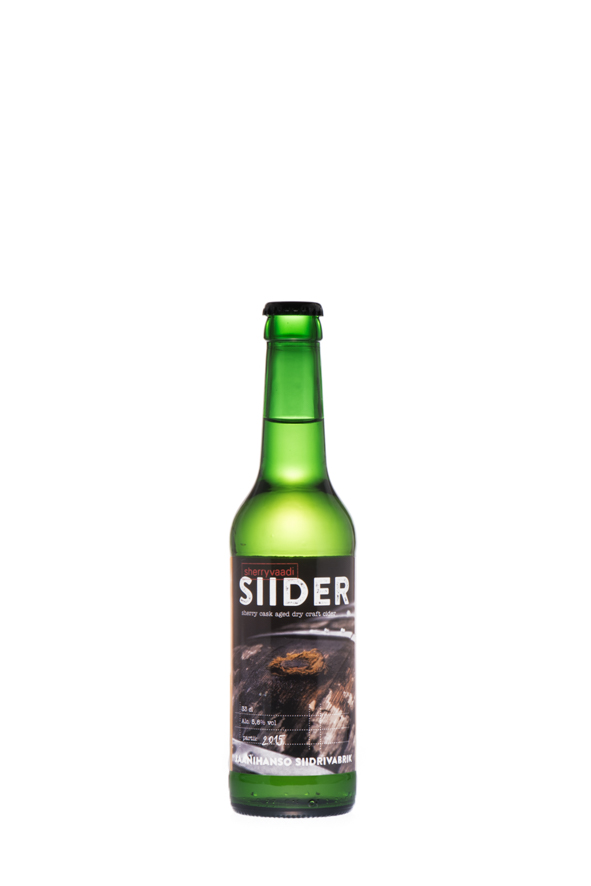 Jaanihanso Sherry Cask Aged Cider