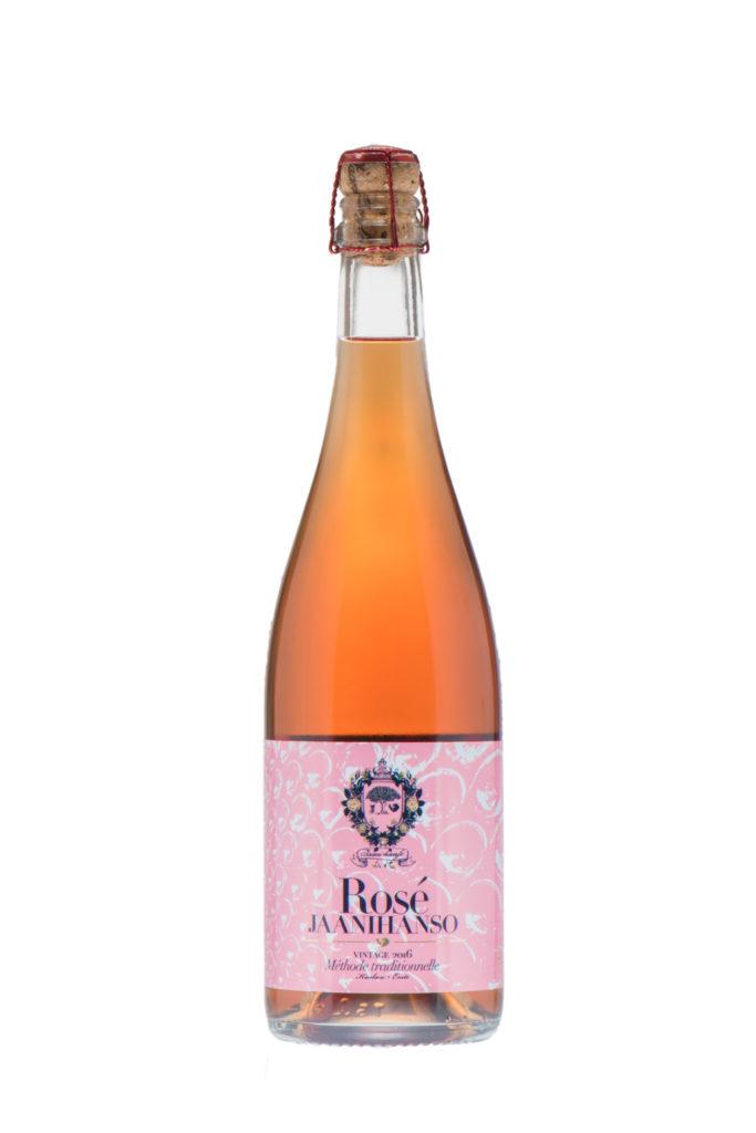 Jaanihanso Rosé Méthode Traditionnelle
