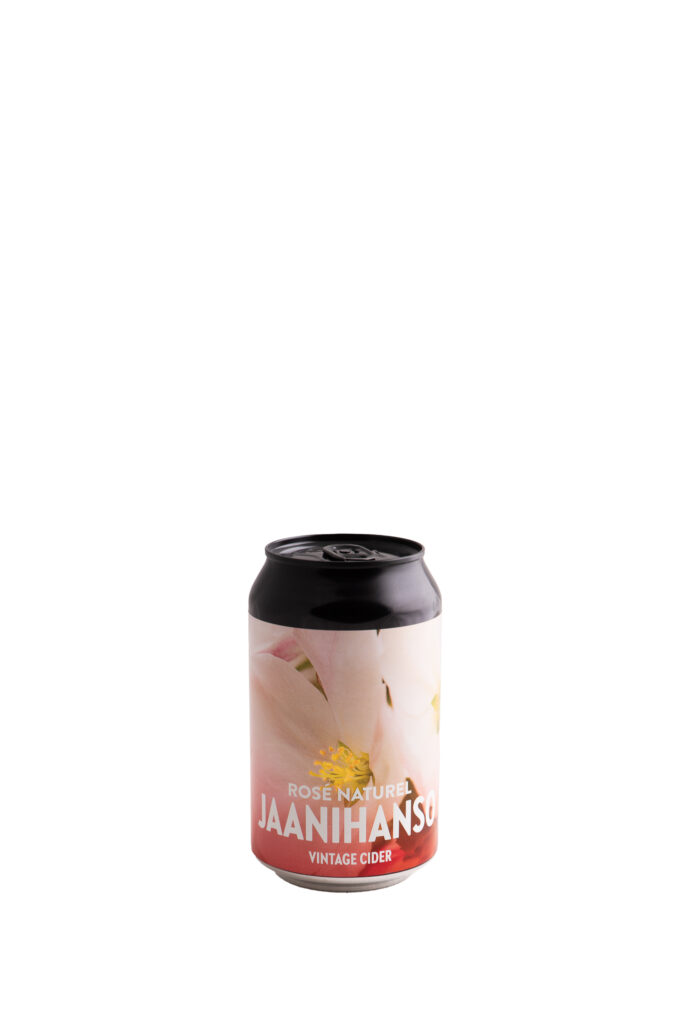 Jaanihanso Rosé Naturel