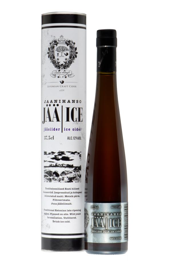 Jaanihanso JÄÄ Ice Cider